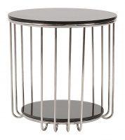Кофейный столик или журнальный стол — это не только предмет мебели, на который можно поставить чашки и чайник, но и украшение интерьера. Эти столики будут лучше всего смотреться в интерьере гостиной. У нас вы можете купить кофейный стол из дерева, стекла, металла, а также купить зеркальные журнальные столики и другие модели дизайнерских столиков.