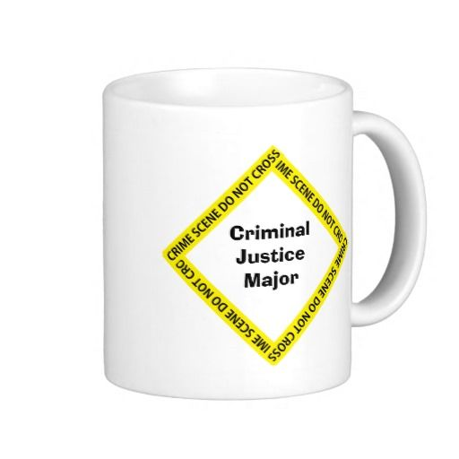 13 best alyssa bustamante images on pinterest crime serial customizable criminal justice mug available in various styles prices vary college fandeluxe Image collections