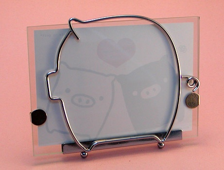 Monokuro Boo Piggy Photo Frame