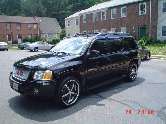 gmc envoy denali rims  Another BolivianMike 2006 GMC Envoy post