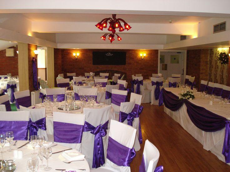 Storm set for a purple theme
