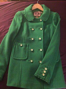 Juicy Couture Pea Coat $152