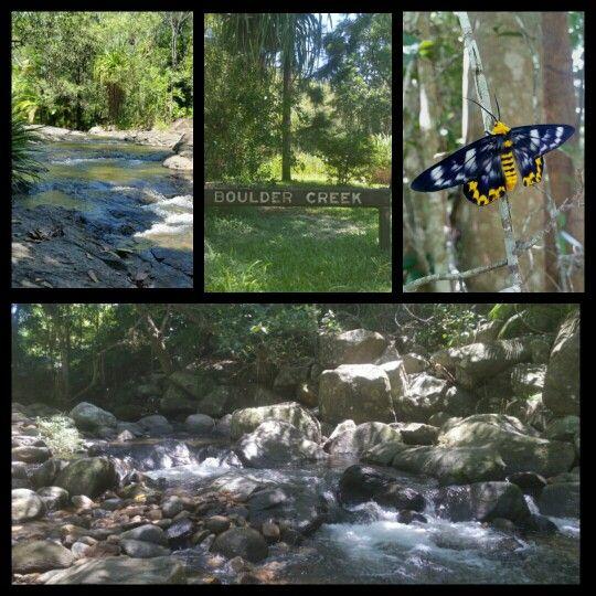 Boulder Creek, Mackay Region