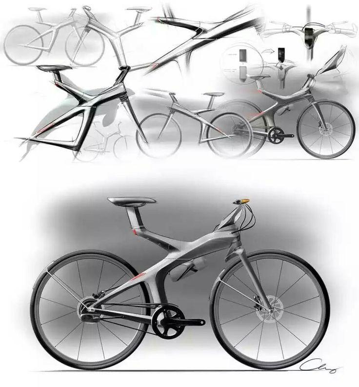 76 mejores im genes de dise os bicicleta en pinterest for Disenos para bicicletas