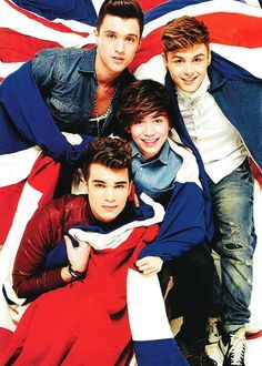 Union J <3 Starting to absolutely love these guys!