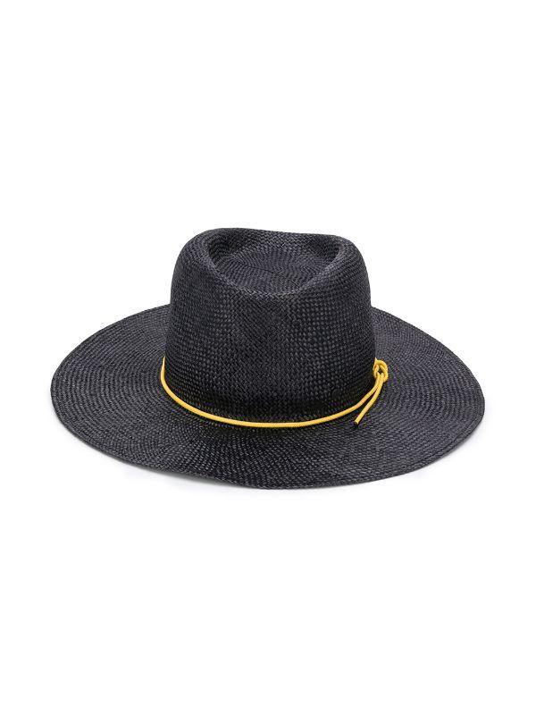 Maison Michel قبعة قش بخيوط متباينة Farfetch In 2020 Style Fashion Women