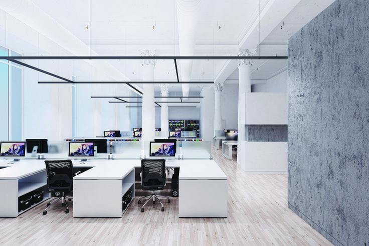 dbcloud office meeting room. Stencil LiteForms | Ultra-thin LED Pendant Lighting System #stencilliteforms #lighting # Dbcloud Office Meeting Room