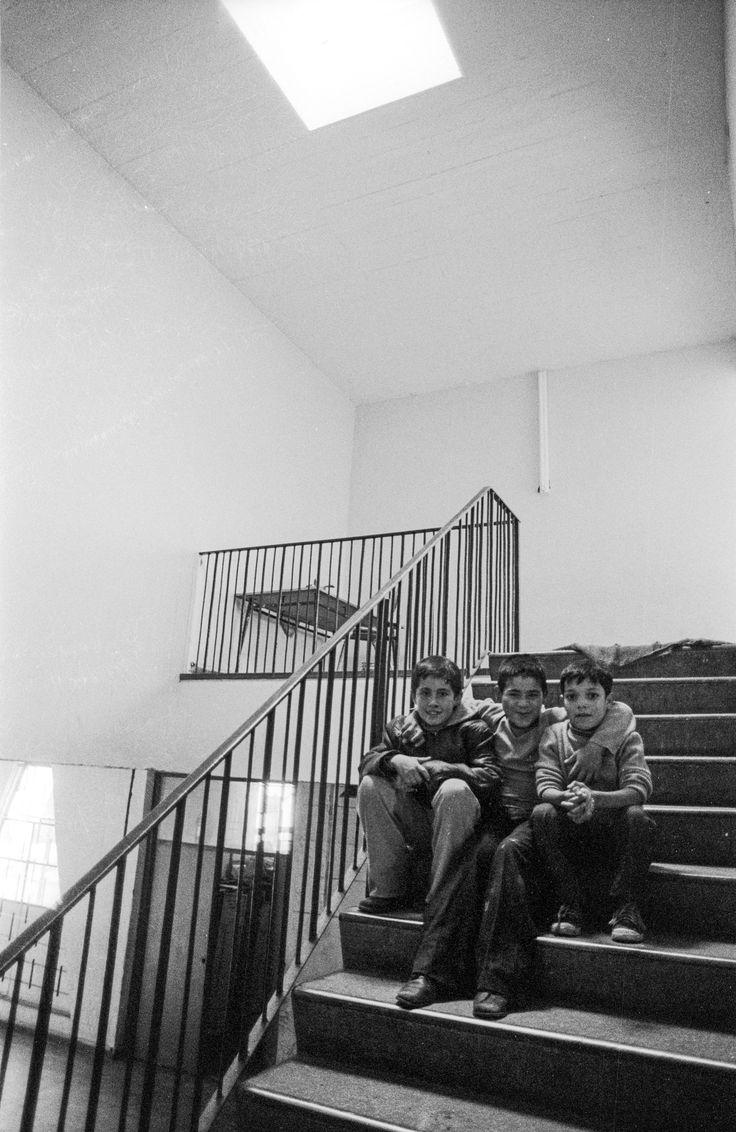 Orphanage, Santiago, 1981