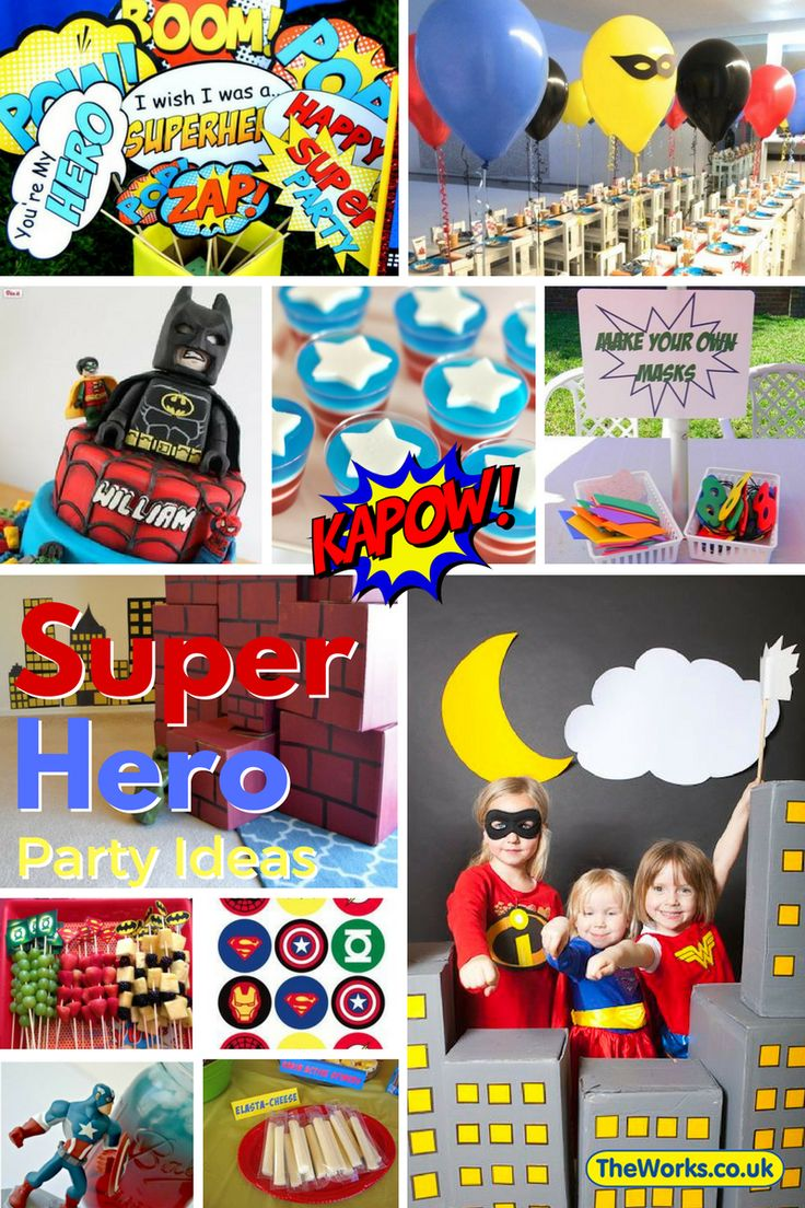 701 best super hero themed party images on pinterest 5th