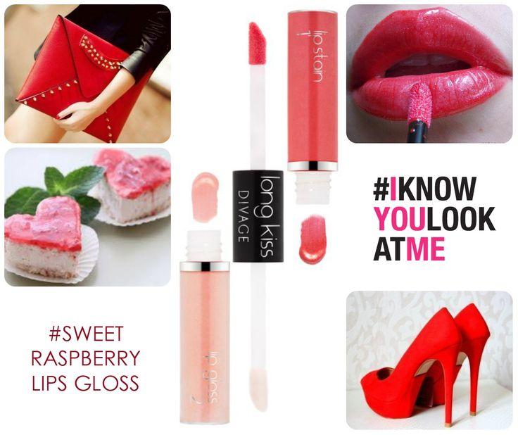 #divage #lips #lipgloss