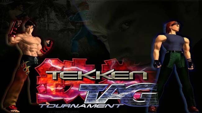 Tekken Tag Tournament Ps2 Iso Usa Tekken Tag Tournament 2 Tournament Games Tournaments
