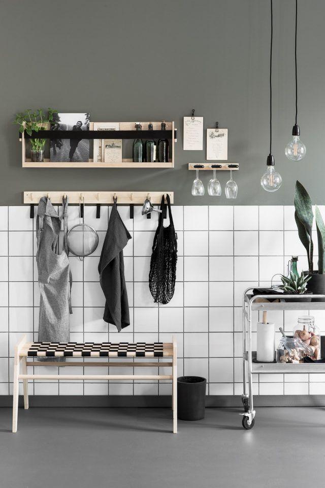 Inredningshjälpen:  Granit + Smålands Skinnmanufaktur + Formbruket