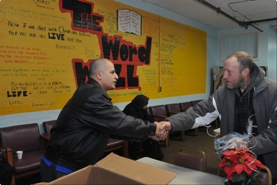 Formerly homeless man shares his good fortune with needy | Reading Eagle - NEWS