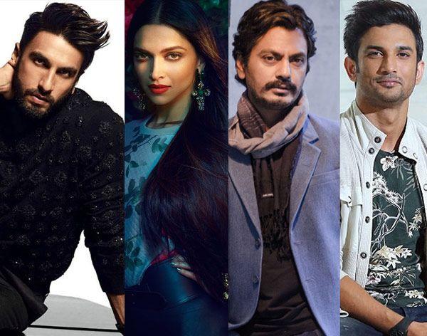 Ranveer Singh, Deepika Padukone, Sushant Singh Rajput, Nawazuddin Siddiqui – stars for whom nepotism didn't matter #FansnStars