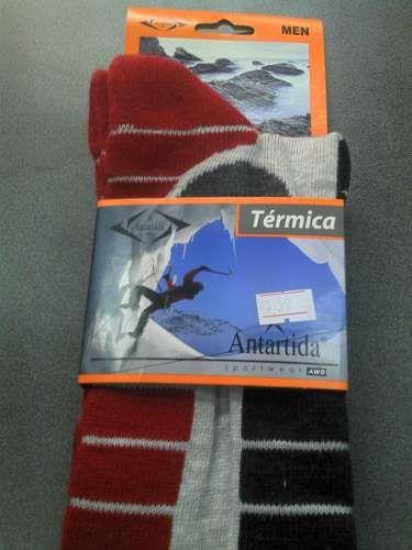 Medias Termicas 3/4 Antartida - $ 69,00