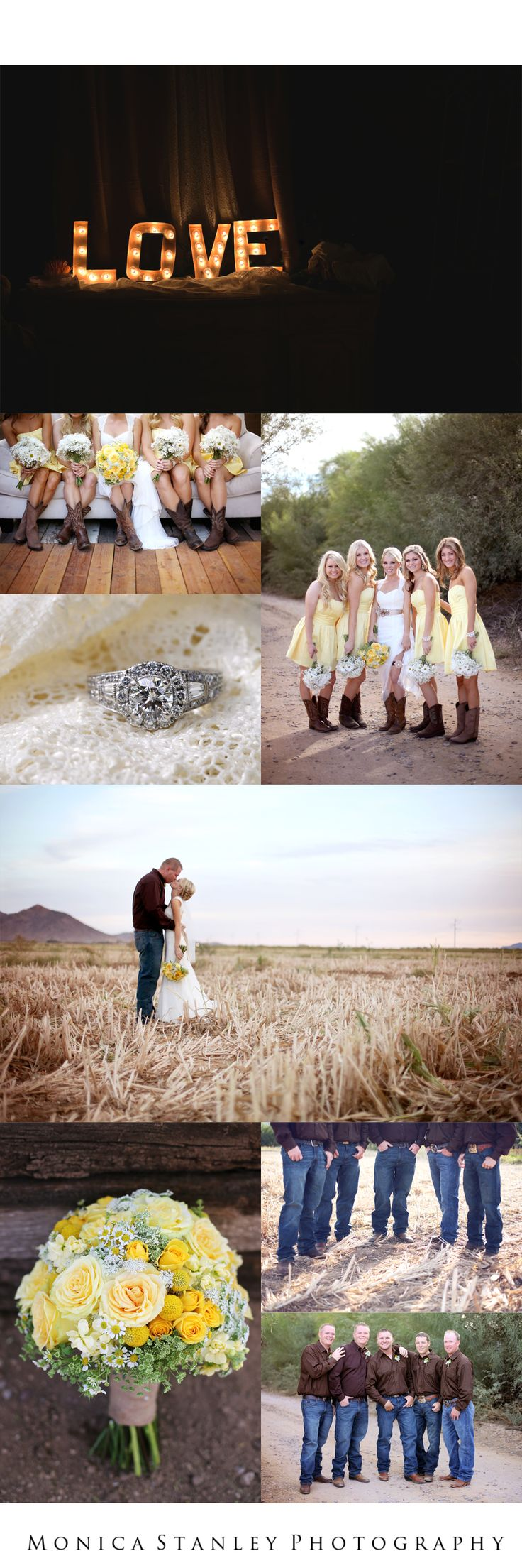 #Countrywedding #rustic For more Cute n' Country visit: www.cutencountry.com and www.facebook.com/cuteandcountry