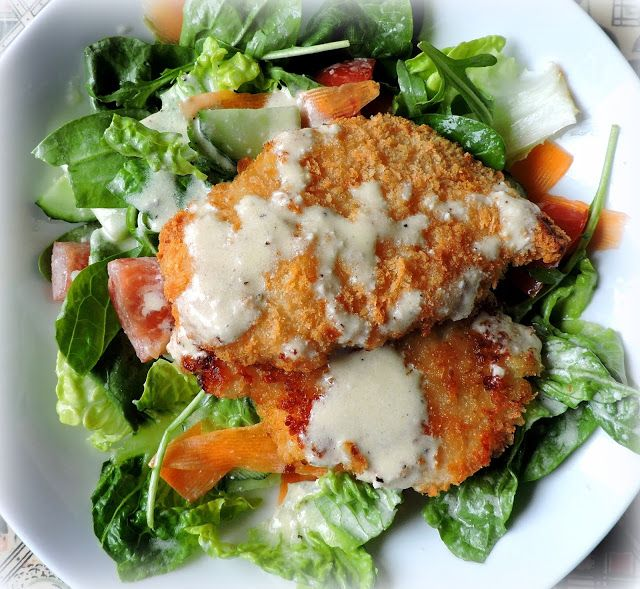Crispy Chicken Salad | The English Kitchen | Bloglovin'