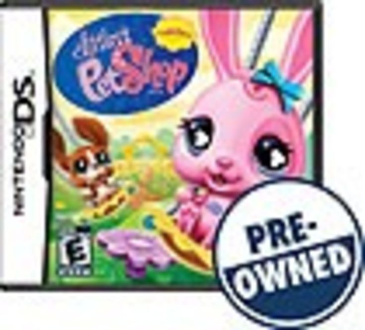 Littlest Pet Shop: Garden — PRE-Owned - Nintendo DS