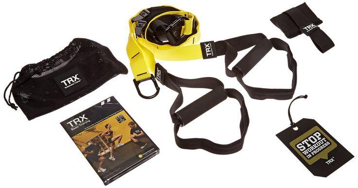 TRX HOME Suspension Trainer Kit $199.95 http://www.suspensionrevolutionreview.org/trx-straps-for-sale/