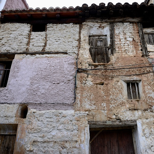 20110305 Ademuz. Antigua fachada