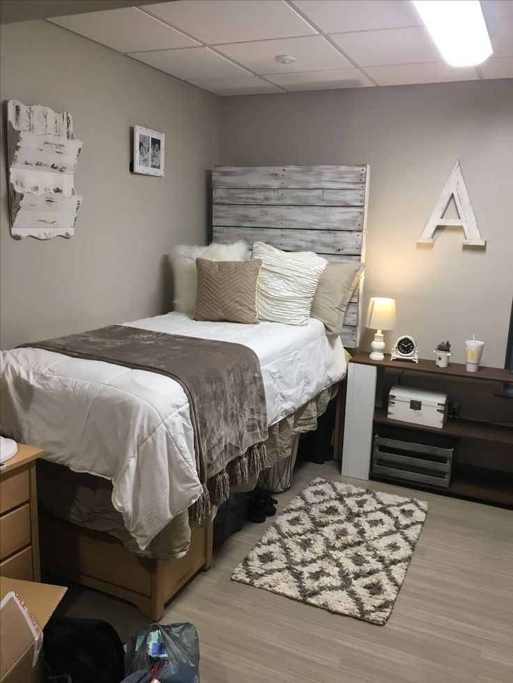36 Fun And Cool Teen Dorm Room Bedroom Ideas 7 In 2019