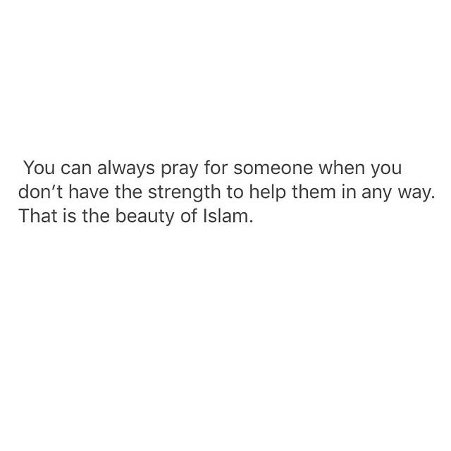 Indeed☺ *I always pray for you.