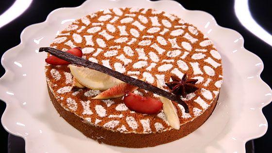 Recettes dans la peau d 39 un chef france 2 pinterest cheesecake chefs and cakes - France 2 cuisinez comme un chef ...