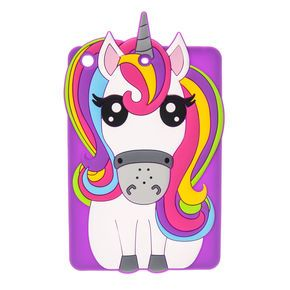 Magical Sound Unicorn Tablet Case,