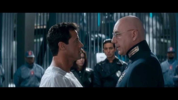 Demolition Man  -Trailer