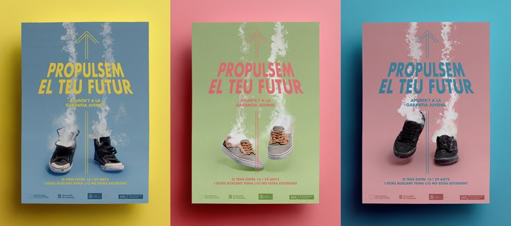 GARANTIA JUVENIL on Behance