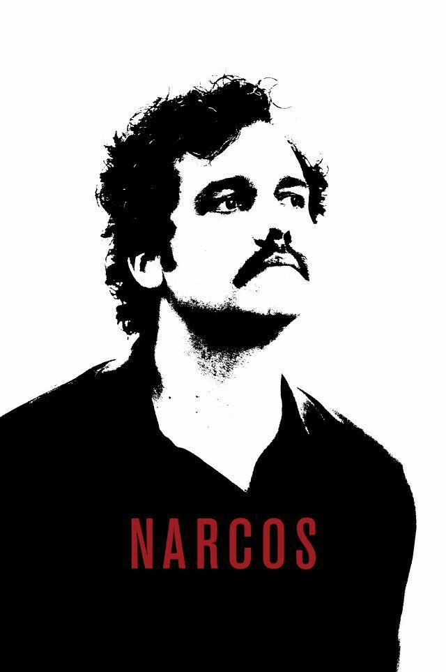 Narcos Narcos Poster Don Pablo Escobar Pablo Escobar