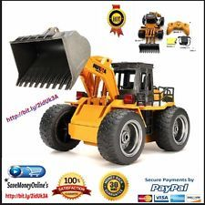 Diecast 1/14 Metal Bulldozer Charging RC Car 6 Channel Huina 1520  in Toys & Hobbies, Radio Control & Control Line, RC Model Vehicles & Kits, Cars, Trucks & Motorcycles | eBay
