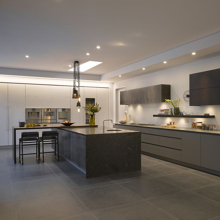 12 best Handleless Veneer and Glass Kitchen - Nolte completed - nolte küchen planer