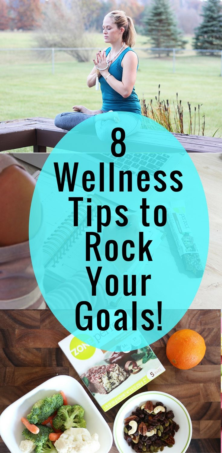 How to Rock Your New Year's Goals - Mommy Gone Healthy | A Lifestyle Blog by Amber Battishill