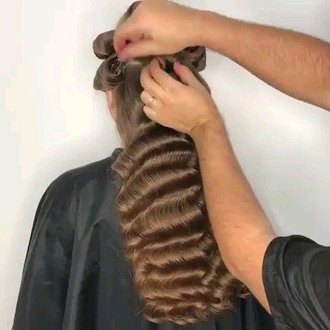 Amazing Hair Waves