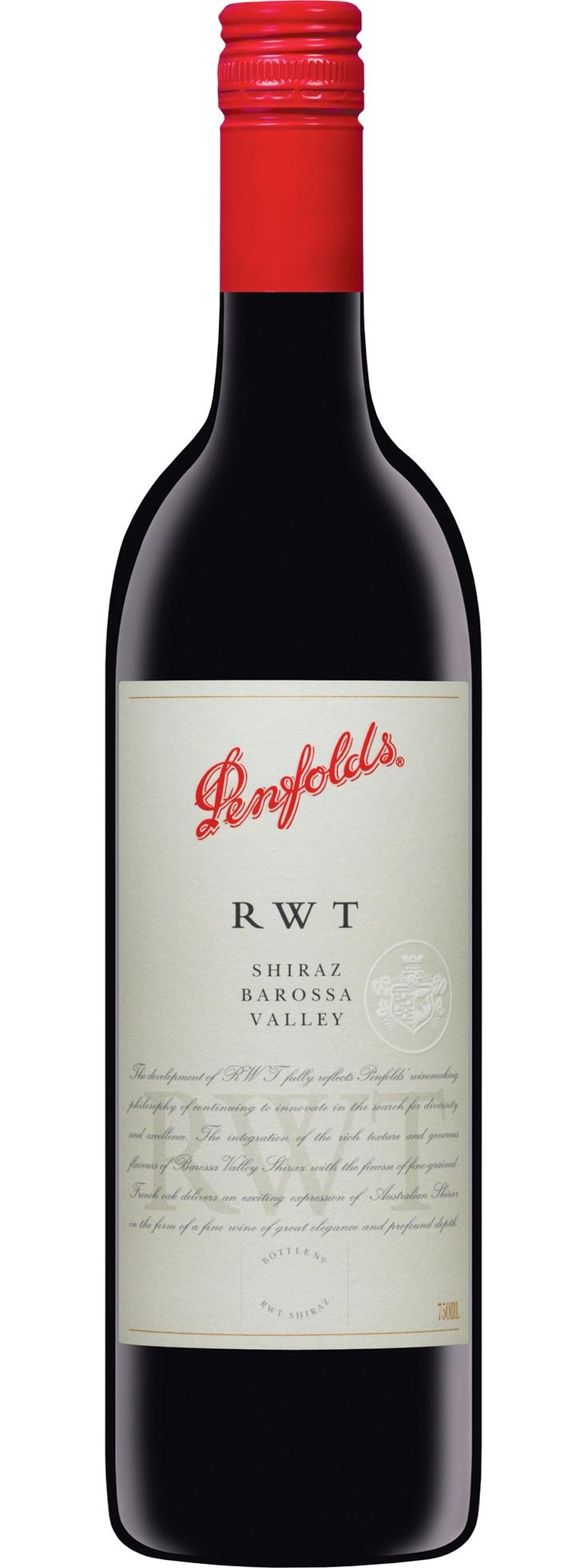 Penfolds RWT Shiraz 2008 | Dan Murphy's | Buy Wine, Champagne, Beer & Spirits Online