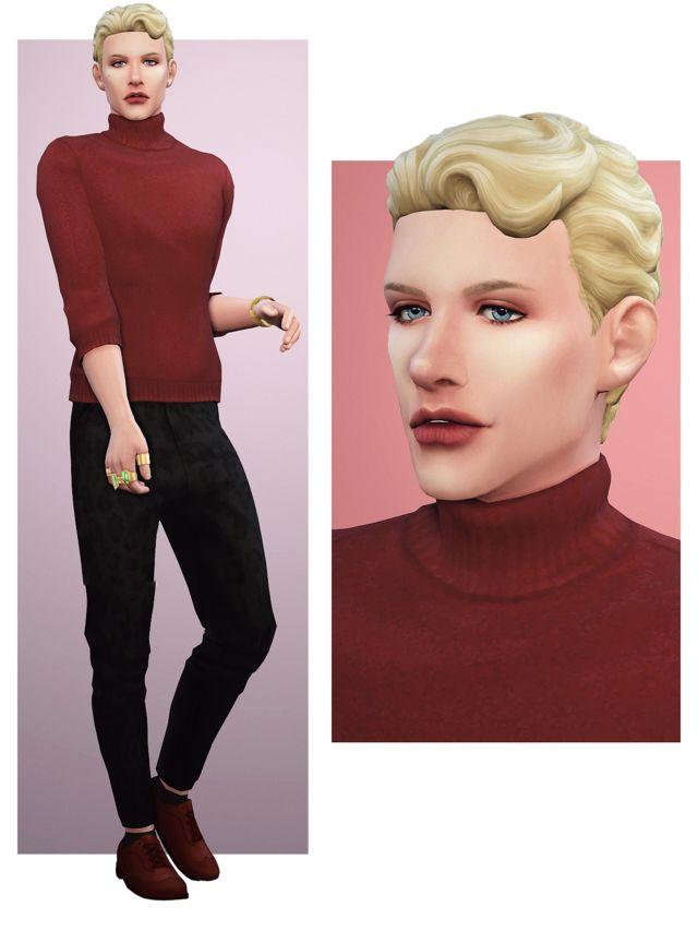 Pin na ️The Sims 4 ️
