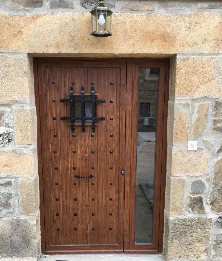Puertas de madera jardin beautiful entramado de madera for Puertas jardin madera
