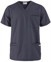 UA Best Buy Scrubs Men's 5 Pocket V-Neck Scrub Top