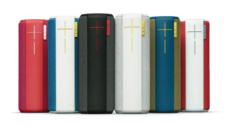 UE Boom wireless speaker by Ultimate Ears (2013).