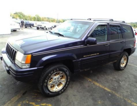 $1,800 only — 1997 Jeep Grand Cherokee Limited 4WD near Columbus, Ohio OH