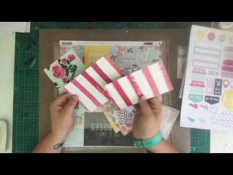 Kitaholic Kits - Nov Kits unboxing with Chrissi