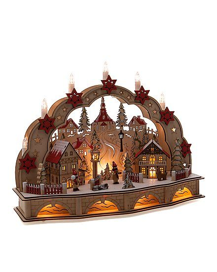 300 best Schwibbogen images on Pinterest | Christmas arch ...