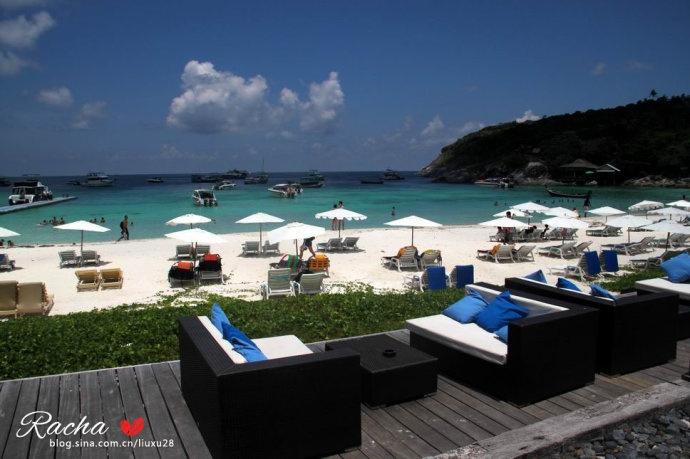 Racha Island : The Racha Resort