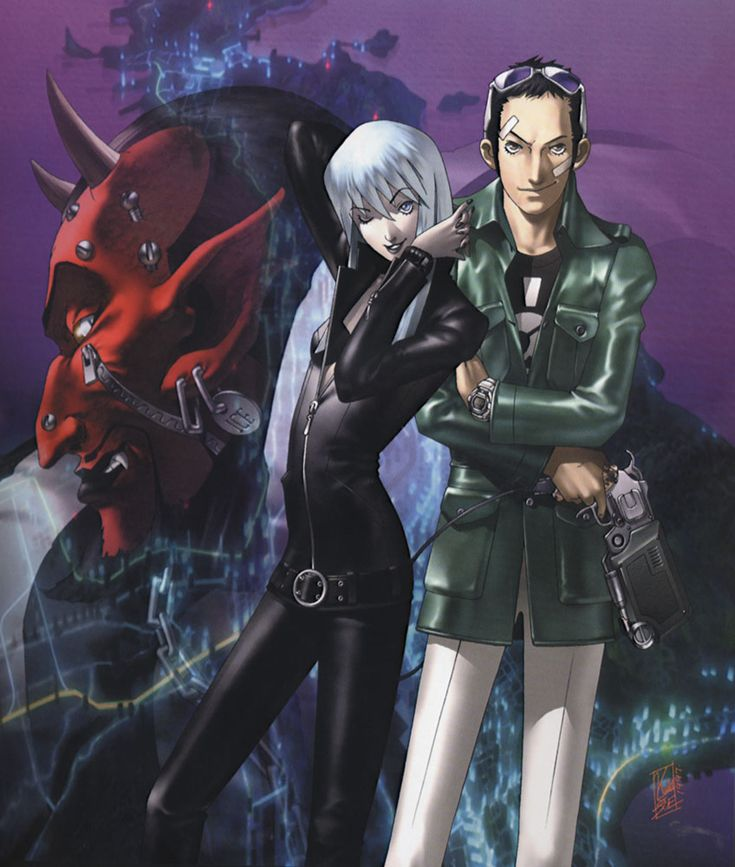 shin megami tensei; devil summoner; soul hackers