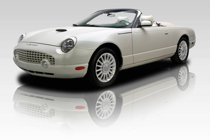 2005 Ford Thunderbird 50th Anniversary Convertible