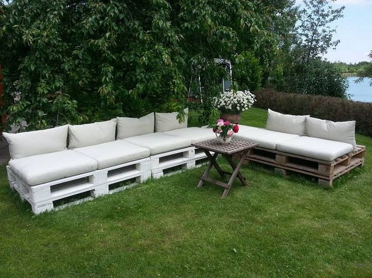 Best Pallet Outdoor Furniture Images On Pinterest Pallet