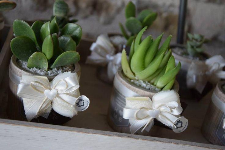 Bomboniere ecologiche per un matrimonio green 💐🌿