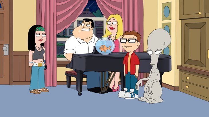 Pin for Later: 30 New Movies and TV Shows That Hit Netflix in May American Dad, Season 10 If you didn't catch season 10 of the Fox animated comedy when it aired, it'll be hitting Netflix. Watch it now.