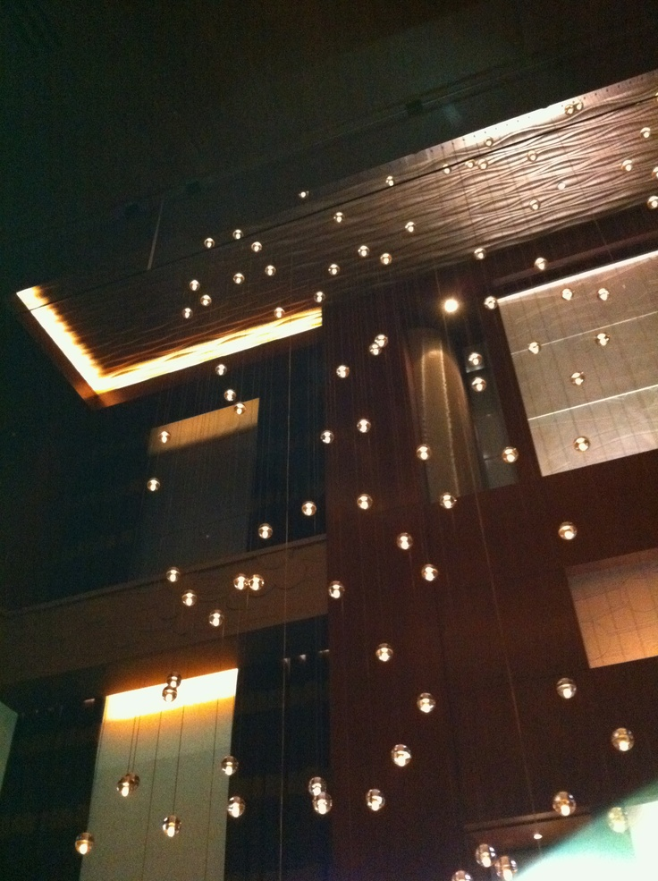 wall of hanging light bulbs & 56 best Stage Design images on Pinterest   Set design Stage ... azcodes.com